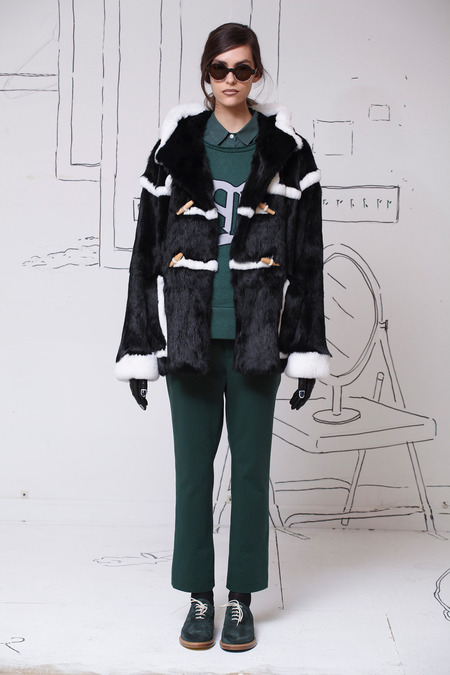 Band of Outsiders | Fall 2014-Winter 2015