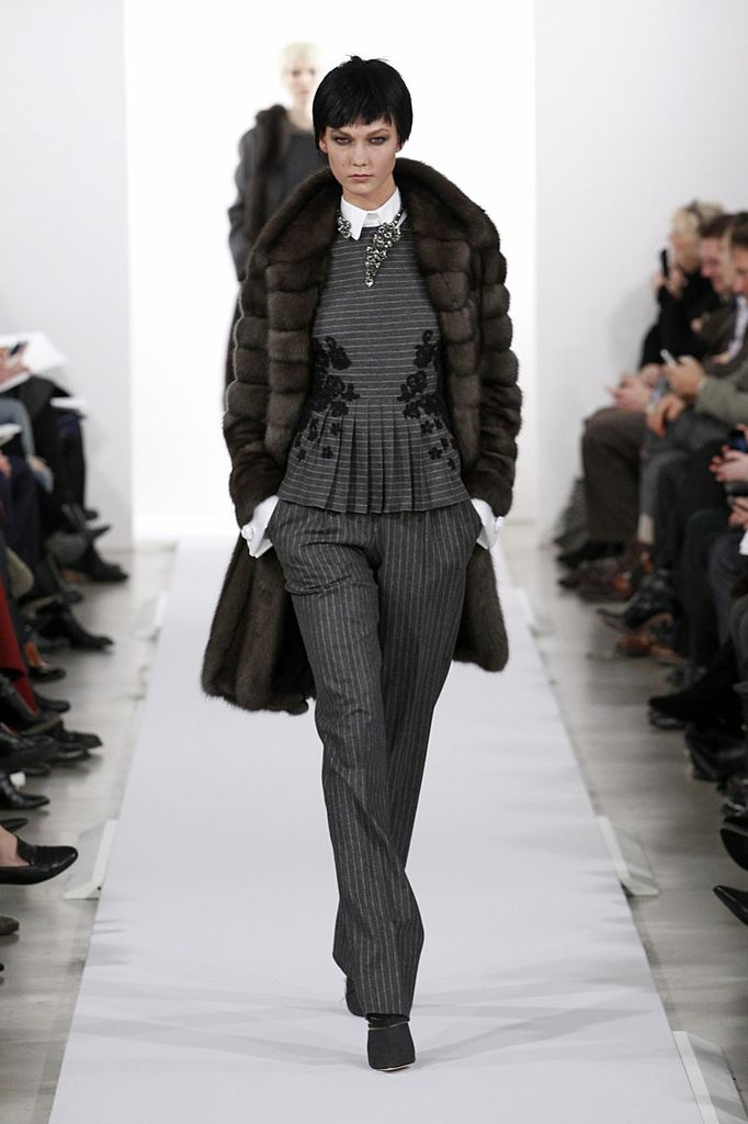 Oscar de le Renta | Fall 2014-Winter 2015